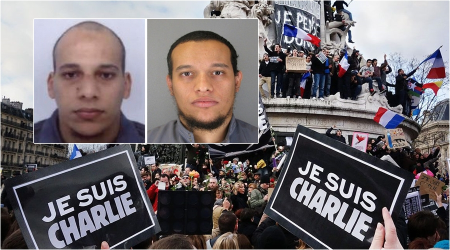 """هجمات """"شارلي إيبدو"""".. القضاء الفرنسي يصدر حكمه على 14 متهماً في الاعتداء"""