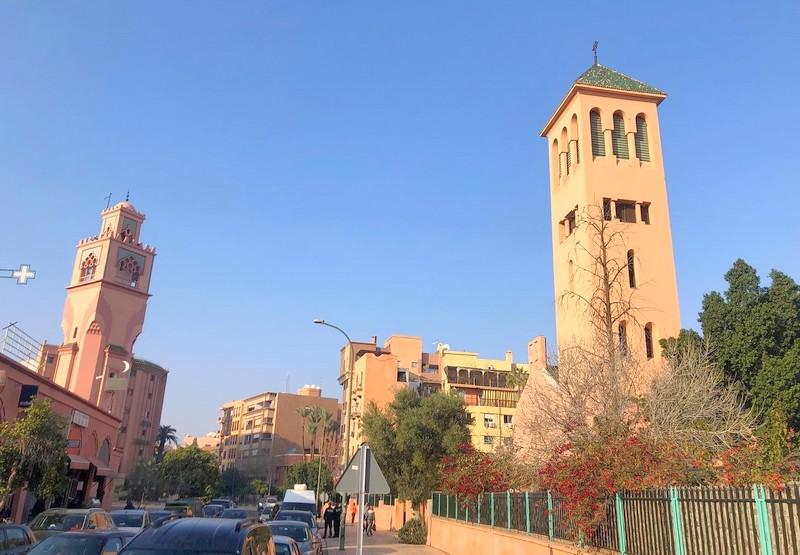 آخر عجائب الـ2020.. القبض على فنانة مغربية شهيرة داخل كنيسة بمراكش