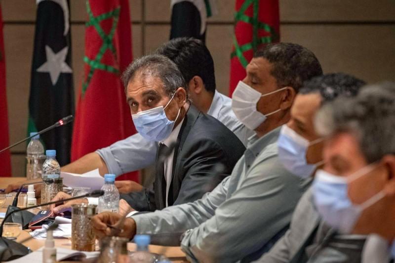 مشاورات طنجة | الأطراف الليبية: نشكر الملك لمساعدة الأشقاء الليبيين على تجاوز الأزمة