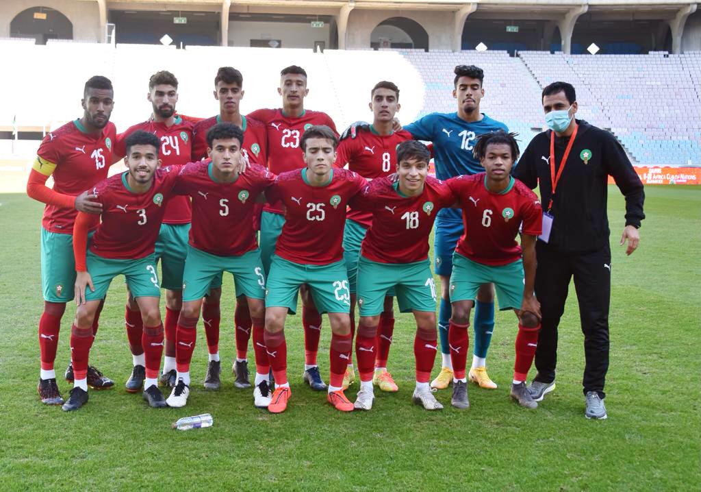 """المنتخب المغربي لأقل من 20 سنة ينتزع بطاقة العبور إلى نهائيات """"الكان"""" بموريتانيا"""