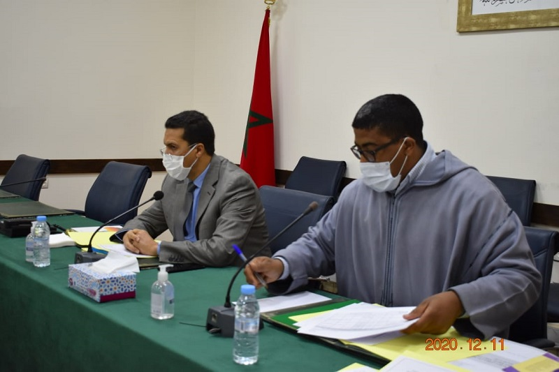 تنغير. المجلس الإقليمي يدعم 85 جمعية للنقل المدرسي بمليوني درهم