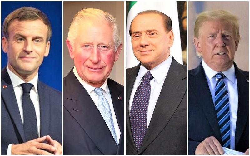 حصاد العام 2020   قائمة بسياسيين وزعماء عالميين أصيبوا بفيروس كورونا