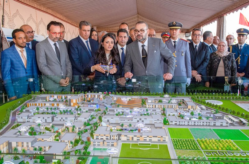 بـ125 مليون درهم والتكوين بعد عامين.. الشروع في بناء مدينة 'المهن والكفاءات' بكلميم