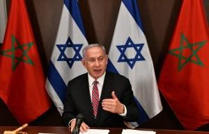 نتنياهو: أهنئ جلالة الملك على التعاون، ومقراتنا الدبلوماسية قريبا بالرباط وتل أبيب