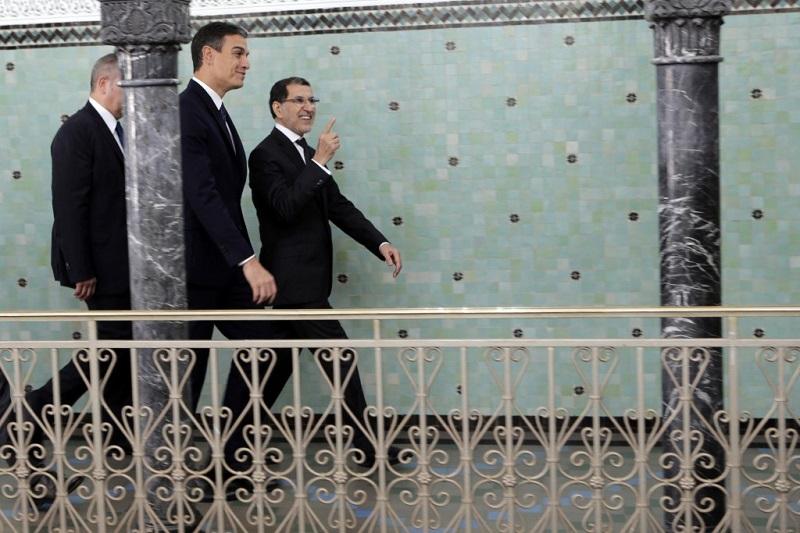 بيدرو سانشيز: المغرب يحظى بأهمية كبرى وأساسية بالنسبة لمصالح اسبانيا