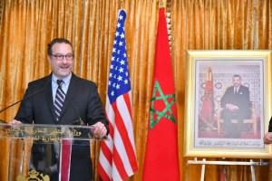 شينكر من الداخلة: التجارة بين الرباط وواشنطن تضاعفت خمس مرات.. والمغرب قوة إفريقية
