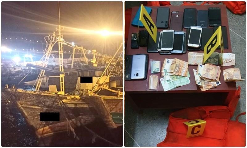 مأساة 'الحريك' من أكادير.. توقيف 'سماسرة' بصدد تهريب مغاربة ومصريين ويمنيين