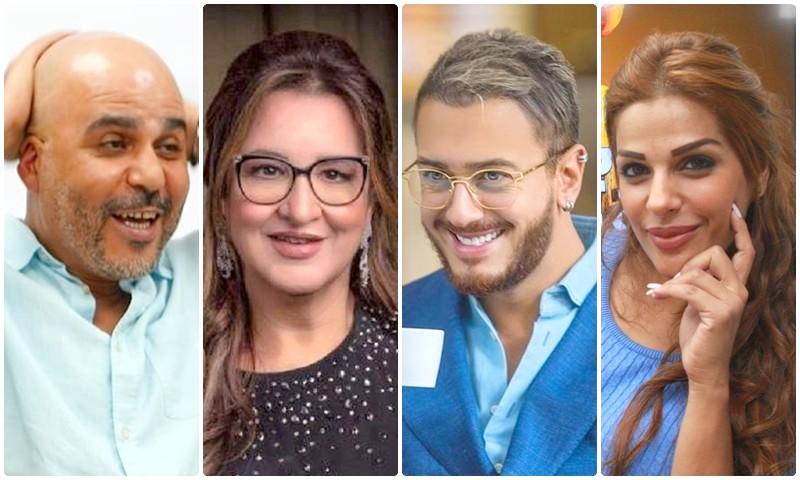 بعيدا عن الأخبار المفجعة.. هكذا كافأت 2020 مشاهير مغاربة