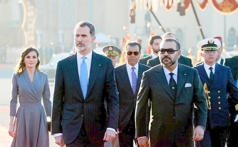 أزمة الرباط ـ مدريد.. حكومة اسبانيا تعوّل على العاهل 'فليبي' للتدخل لدى الملك محمد السادس