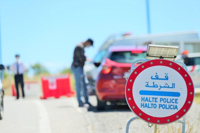 القانون فوق الجميع.. الحموشي يعاقب رجل أمن لابتزازه السائقين بطريق باب برد