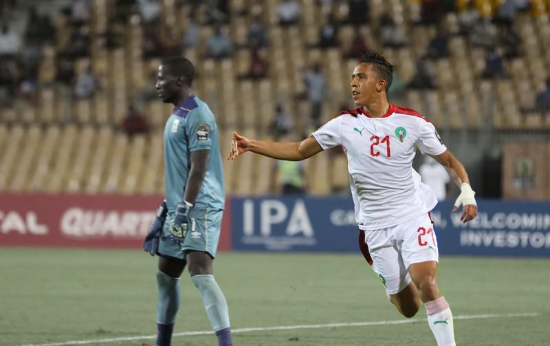 رحيمي 'أفضل لاعب' في مباراة المغرب وأوغندا.. ويؤكد: هدفنا الحفاظ عى اللقب