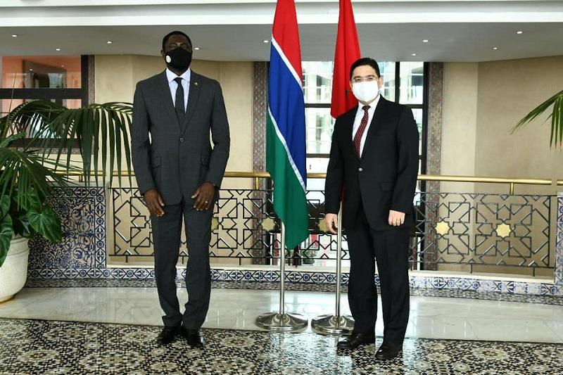 أول دولة تفتح قنصليتها بالداخلة.. غامبيا: نجدد دعمنا لسيادة المغرب على صحرائه