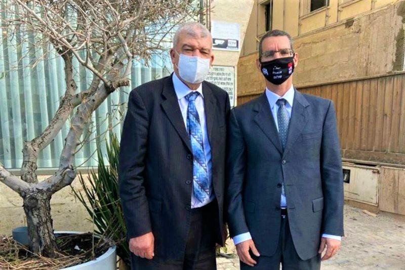 الدبلوماسي بيوض يمثل المغرب بتل أبيب، وإسرائيل: اليوم نحن نصنع التاريخ