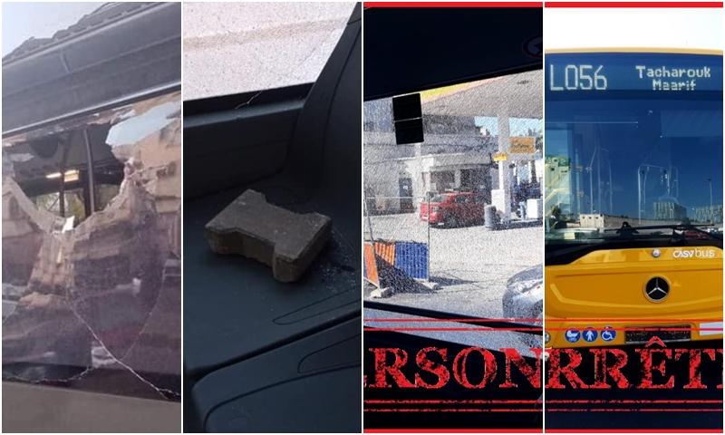 الأمن يقبض على ثاني 'برهوش' كسر واجهة حافلة ألزا الجديدة بكازا