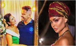 زوجة عمور تتدخل وتنهي جدل التعاون مع المودل غيثة لحمامصي