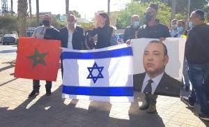 مغاربة إسرائيل: 'ملكنا خط أحمر'، وصحفي إسرائيلي: وين حق الجيرة يا جنرالات الفرانسيس الخايبين