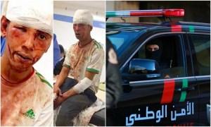 الأمن يفضح المرتزقة ويكشف حقيقة الاعتداء على مرتدي لـ'قميص جزائري' بالعيون