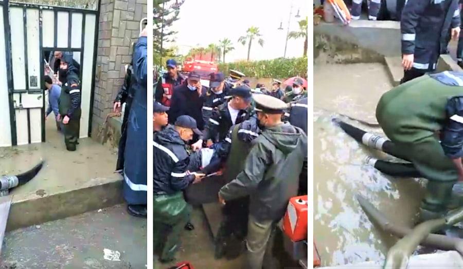 عاجل | حصيلة فاجعة مصنع طنجة ترتفع إلى 24 وفاة.. وعمليات الإنقاذ مستمرة