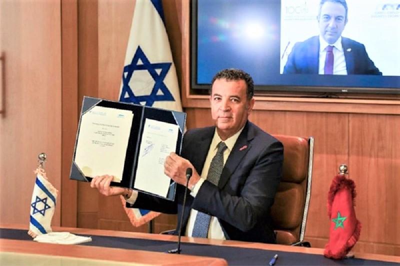 المغرب – إسرائيل.. توقيع اتفاقية شراكة لتعزيز الشراكة الاقتصادية والتجارية