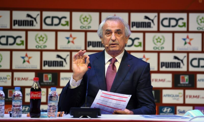 هليلوزيتش: المغرب يتوفر على لاعبين كبار.. والموهبة وحدها لا تكفي لتحقيق النتائج