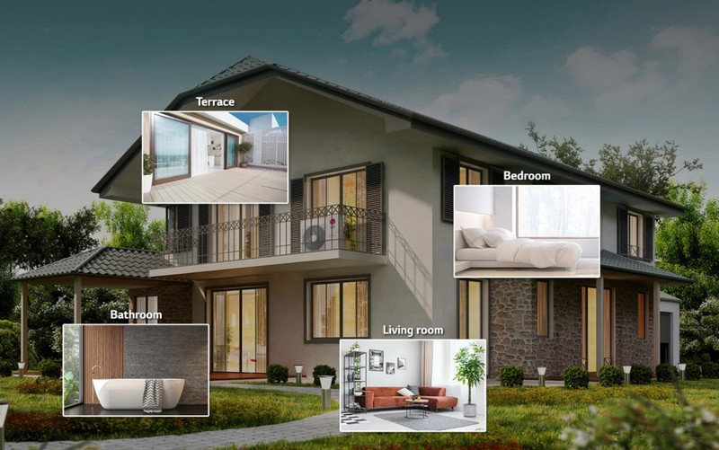 وفقا لـ إل جي: لم يعد المنزل مجرد مكان للاسترخاء ضمن المعيار الجديد