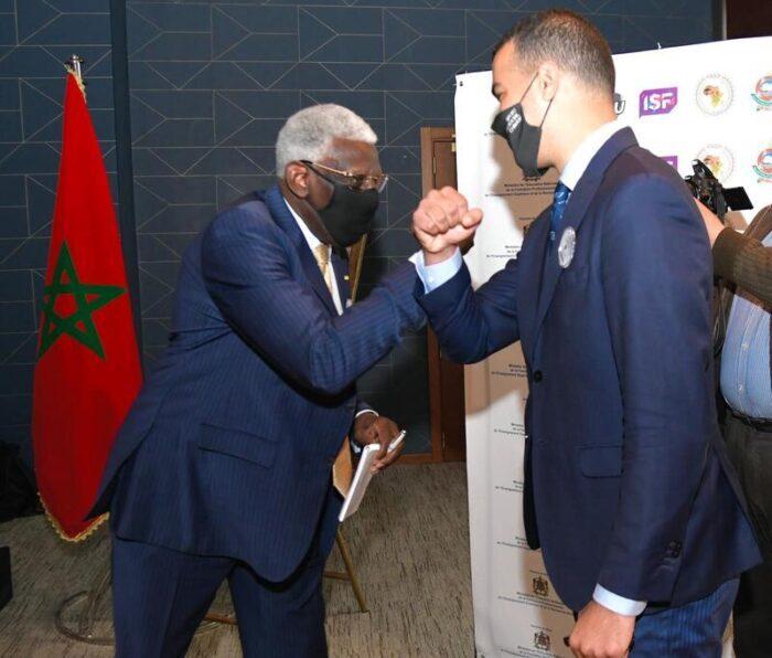 وزارة التربية الوطنية وجمعية تيبو  يطلقان القمة الاولى للتربية عن طريق الرياضة بأفريقيا