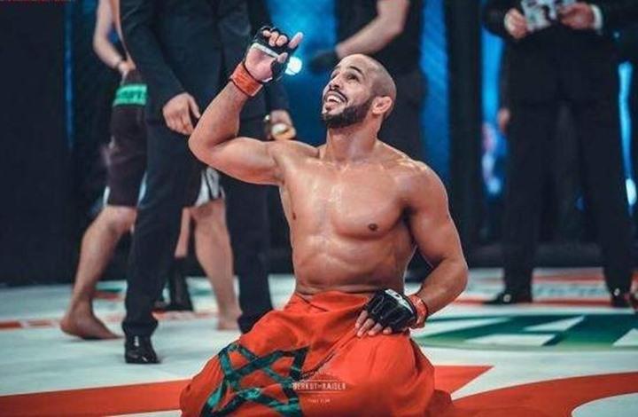 """أبو زعيتر يعود للميادين بعد غياب طويل عبر نزالات """"UFC"""""""