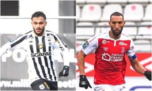 المغربيان بوفال وعبد الحميد أبرز المحترفين تألقاً في 'الليغ 1' بآخر جولة