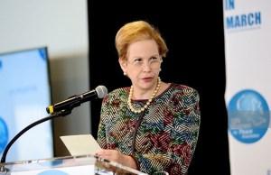 في حفل لسفارة إسرائيل. السفيرة لالة جمالة: النساء قوة تغيير إيجابية في المغرب