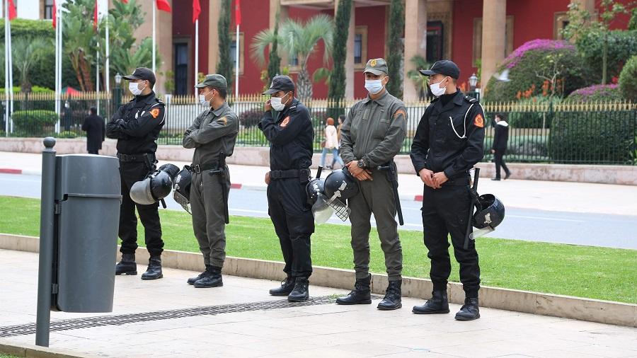 سلطات الرباط تمنع الاحتجاج أمام البرلمان، والمبرر: السلالات المتحوّرة