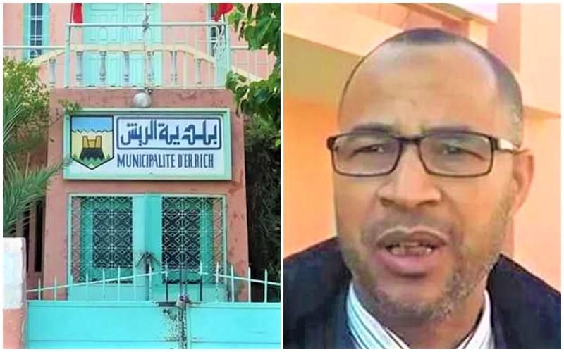 الـPJD يتلقى صفعة جديدة.. تقرير مفتشية الداخلية يطيح برئيس بلدية الريش