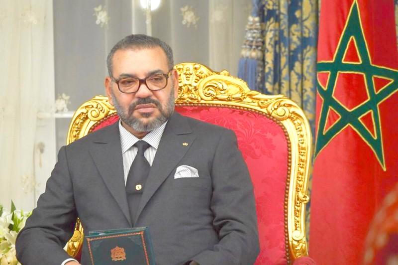 """الملك يعزي سلطان عمان بعد الخسائر التي خلفها الإعصار المداري """"شاهين"""""""