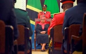تنزانيا. سامية حسن صلوحي.. أول رئيسة مسلمة ومحجبة لدولة في افريقيا