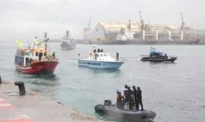 المغرب يجهض عملية كبرى للتهريب الدولي للمخدرات عبر مياه المهدية