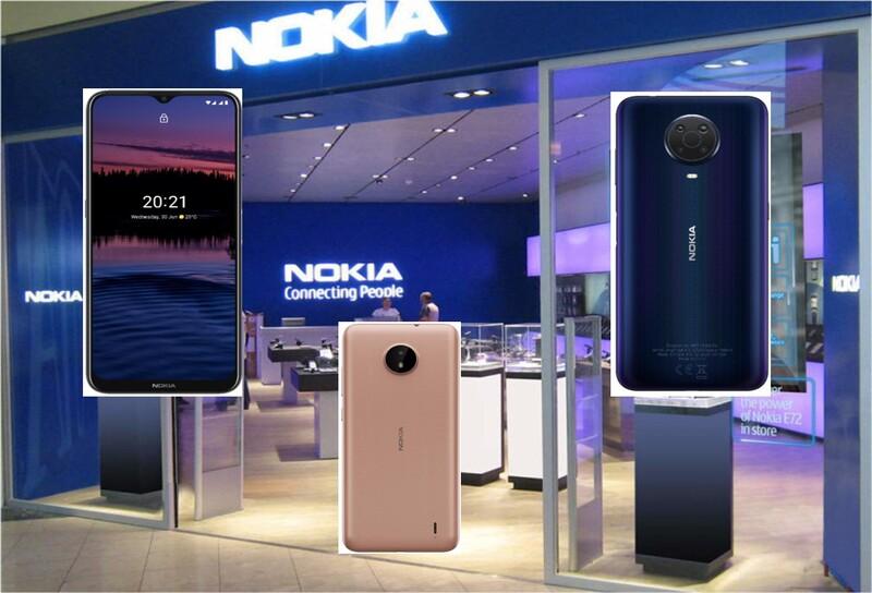 HMD Global الفنلندية تطرح ستة هواتف نوكيا جديدة بالسوق المغربي