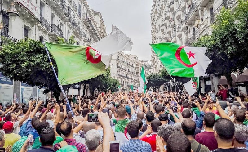 رغم قمع نظام 'تبون'.. 'لا انتخابات مع العصابة' يوحد حشود غاضبة بمدن الجزائر للجمعة الـ115