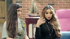 حلا الترك تكشف عن معاناتها النفسية وتتبرأ من تهم والدتها :'أنا لست عاقّة '