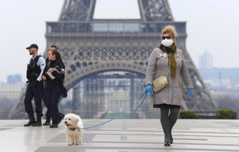 رئيس الوزراء الفرنسي: بلغنا قمة الشفاء.. وذروة الموجة الثالثة من كورونا تختفي