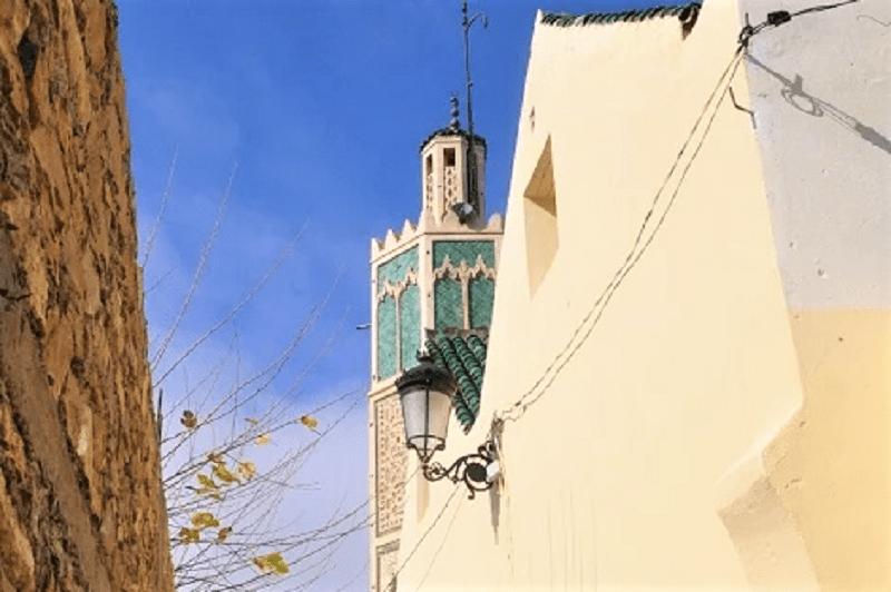 المسجد الأعظم بوزان.. منارة علم وتصوف تجاوز إشعاعها حدود الوطن