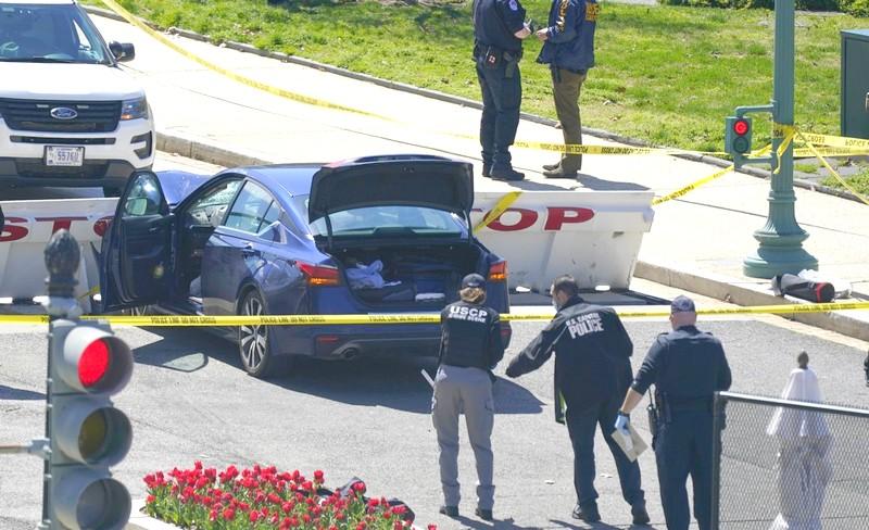 الإرهاب الأمريكي يضرب مجددا.. مقتل شخصين في محاولة اقتحام مسلحة للكونغرس