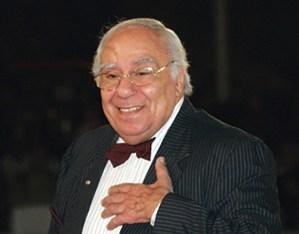 وفاة الممثل المغربي حمادي عمور عن عمر يناهز 90 سنة