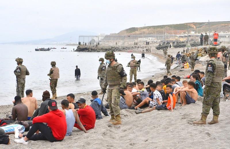 الولايات المتحدة تدعو المغرب وإسبانيا للعمل على حل أزمة سبتة المحتلة