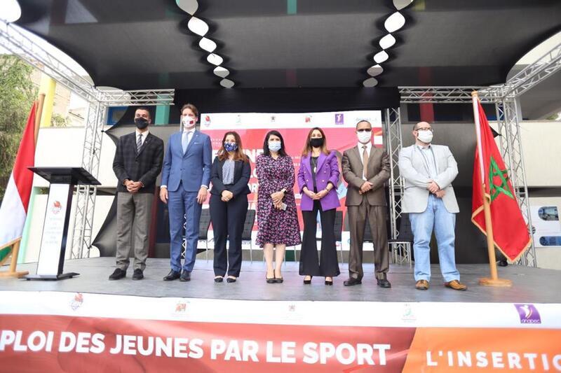 تيبو المغرب تعطي الإنطلاقة لأسبوع التشغيل عن طريق الرياضة