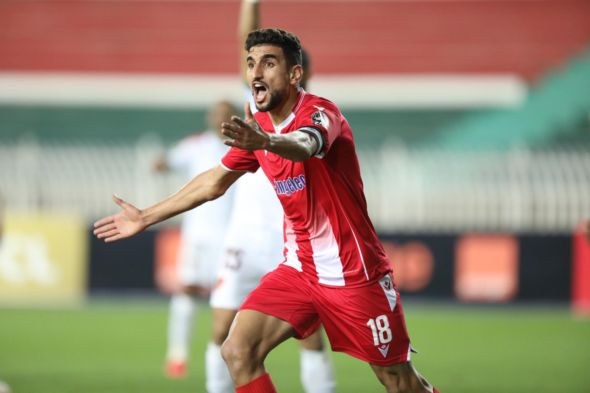 ربع نهائي 'الأبطال' | الوداد يفرض التعادل على المولودية الجزائرية بملعب 5 جويليه