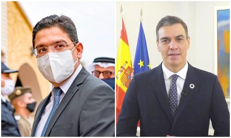 ترحيل غالي. هذه تفاصيل'17 ساعة' من الضغط المغربي الكبير على إسبانيا واستسلام الجزائر لشروط الرباط