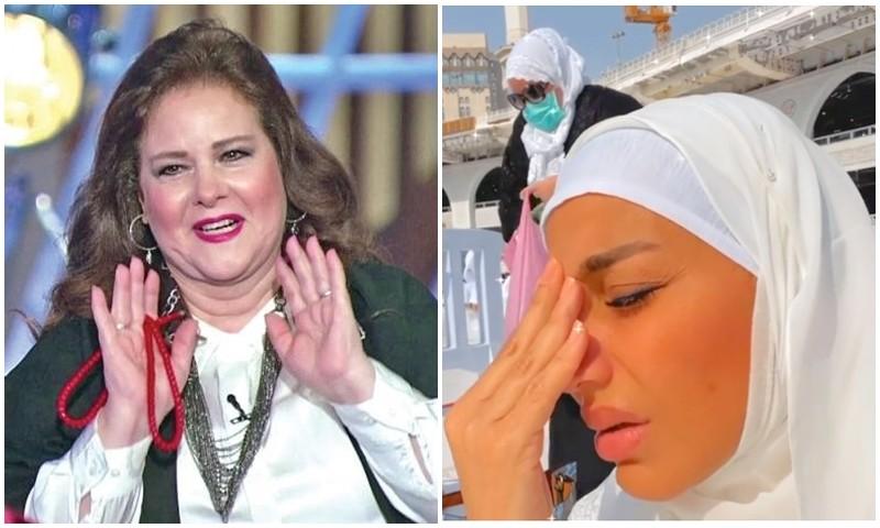 (فيديو) مذيعة مشهورة تثير الجدل بدعاءها لدلال عبد العزيز.. ومستشار السيسي يكشف المستجدات