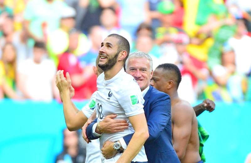 رسميا.. كريم بنزيمة يعود للمنتخب الفرنسي في نهائيات كأس أوروبا