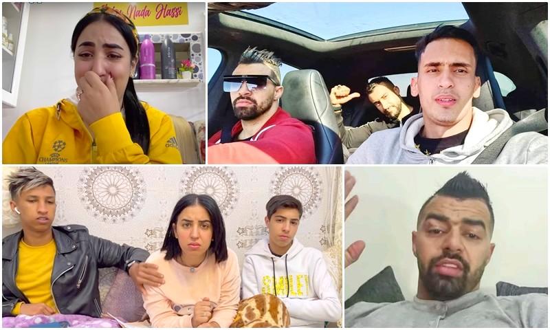 القضاء والأمن يستجيبان لشكايات ضد التفاهة و'استحمار الشعب المغربي'