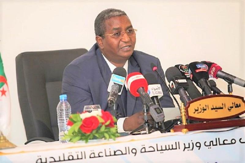 الفساد ينخر 'نظام تبون'.. إيداع وزير السياحة الجزائري الحبس المؤقت