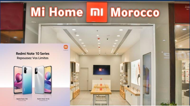شاومي تطلق أول هاتف 5G في المغرب من الفئة المتوسطة